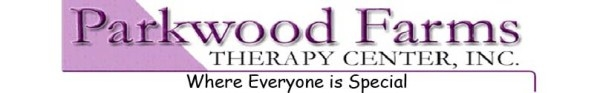 Parkwood Farms Therapy Center Logo